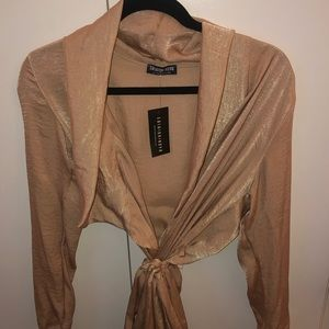 Nude Duster